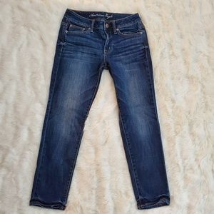 AMERICAN EAGLE SLOUCHY JEANS